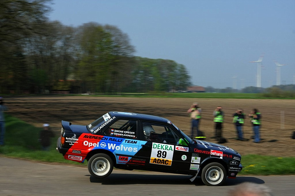 Adac Mobil Pegasus Rallye Sulinger Land Rally In The Picture