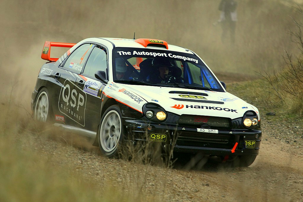 Circuit short-rally Zandvoort 2013